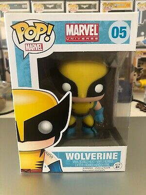 Funko Pop Marvel X-Men Wolverine
