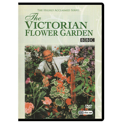 The Victorian Flower Garden BBC (1996) DVD, Harry Dodson (New, Factory Sealed)