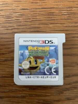 PAC-MAN AND THE Ghostly Adventures (3DS) VideoGames - £17 04