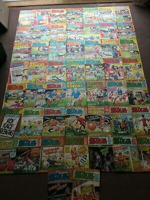 52 x ROY OF THE ROVERS from 1983 - Complete Year