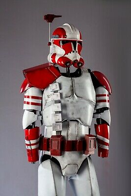 Star Wars Custom Clonetrooper Cosplay Armor, Revenge of The Sith 3D printed