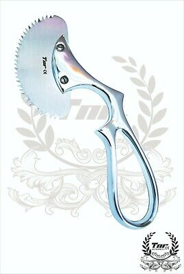 Z198 TNR Bone Saw Orthopedic Surgical & Veterinary Instruments Round ENGEL SAW