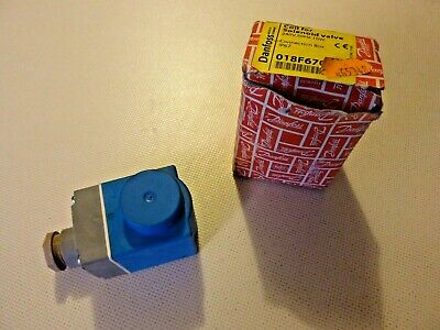 Danfoss Solenoid Coil 018F6702 Refrigeration, Dairy, Cooling, Milking Equipment