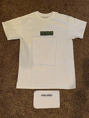 ddd0b894b004 This Is Not Supreme Green Bape Camo Box Logo Size Medium Some Notice Some  Know