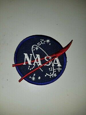 NASA Astronaut Space Program Patch | Iron On/Sew On | US Seller - FREE Shipping