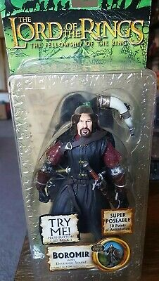 Lord Of The Rings Action Figure - Boromir