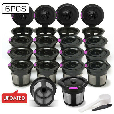 Reusable Coffee Cups For KEURIG 2.0 And 1.0 MINI PLUS Series K200 K250 K300 Hot