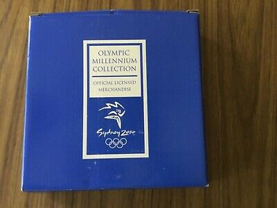 Sydney 2000 olympics Olympic millennium collection box/packaging