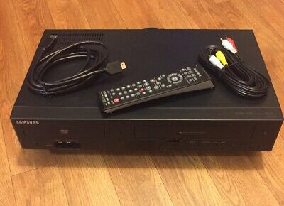 Samsung DVD-V9800 DVD/VHS ComboPlayer W/ Remote - Tested & in Great Condition