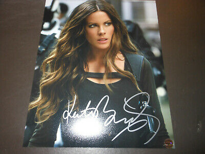 actress Kate Beckinsale signed 8x10 photo -  autograph - Underworld /Serendipity