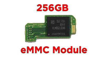 REPLACEMENT 32G EMMC Memory Storage Module for Nintendo Switch NS