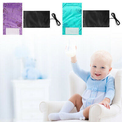 Baby Constant Temperature Bag Bottle Insulation Cover USB Charge Heating Device
