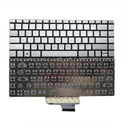 New for HP Pavilion 14-CE 14-CE0068ST 14-CE0025TU 14-CE0029TX US Silver keyboard