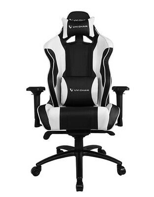 UVI Chair Sport XL Whtie high quality ergonomic gaming chair for home and office