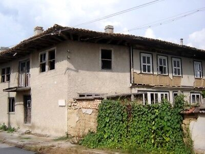 REDUCED PRICE!!! Authentic house with large rooms in the town of Smyadovo