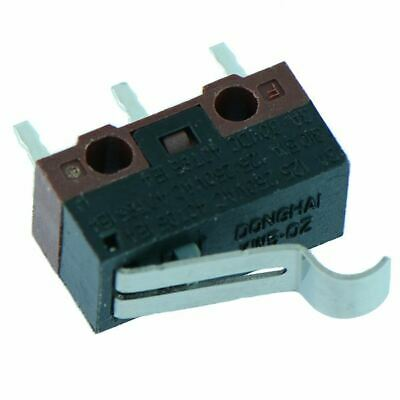 26mm Lever Waterproof Prewired Microswitch SPDT 3A IP67 Micro Switch