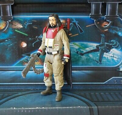 Star Wars Figure 2016 Rogue One Collection Baze Malbus