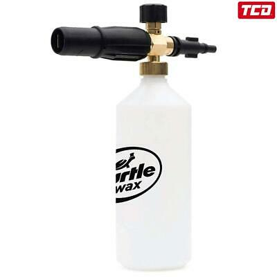 Turtle Wax TWSF1 Professional Snow Foam Spray Bottle With Brass Fitting