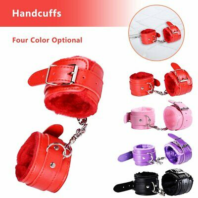 Sexy Adult Fantasy Sex Toy Cosplay SM Restraint Bondage Handcuffs Game Toys CG