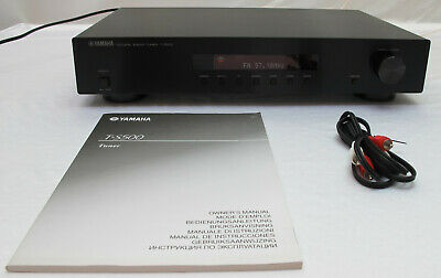 Yamaha T-S500 Highend-Tuner T-S 500 RDS Stereo Radio AM/FM
