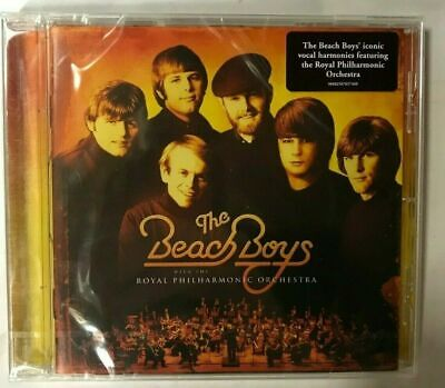 The Beach Boys With The Royal Philharmonic Orchestra (CD) NEW & SEALED, V+CG