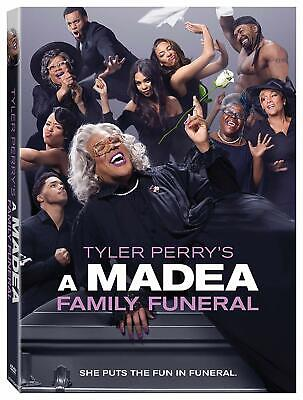A Madea Family Funeral DVD Brand New Sealed Fast & Free Postage