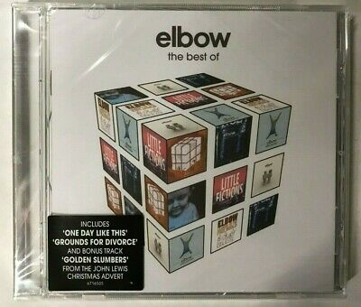Elbow - The best of Compilation (CD) NEW & SEALED,  Z+CG