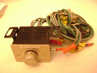 Old Pioneer AD-940 Car Radio Amp Balancer Adaptor Centrate Retro Classic Pioneer