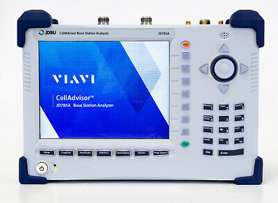 JDSU Viavi JD785A Spectrum 8 GHz Cable & Antenna Analyzer 6 GHz Network CW meter
