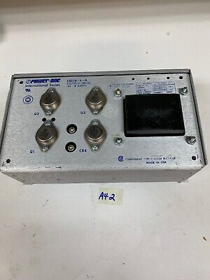 28-42VDC  40AMPS  NEW LAMBDA POWER SUPPLY P//N  TH200036  OUTPUT