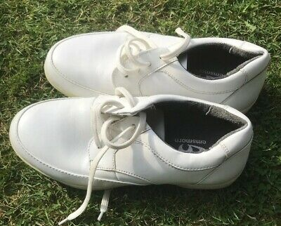 Emsmorn Bowls Shoes White Size 7 Strong And Well Made