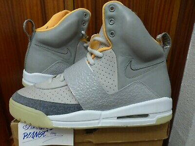 2009 DS NIKE Air Yeezy 1 Zen Us 11 New Kaney West 366164 002 Perfect Pair