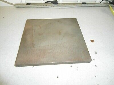"""Lapping Surface Plate 11.5"""" x 11"""""""