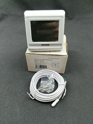 Touchscreen Heating Thermostat RTC 89.716
