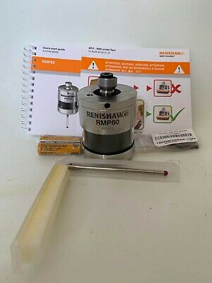 Brand New Renishaw RMP60 CMM Machine Probe with Stylus