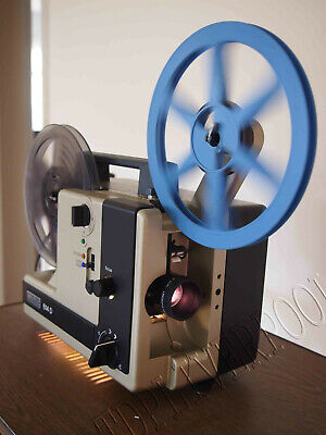Eumig 614D Super 8 Std 8 Cine Movie Dual Format Film Projector