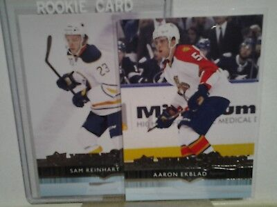 2014-15 UPPER DECK YOUNG GUNS series 1 & 2 & update  PICK FROM LIST