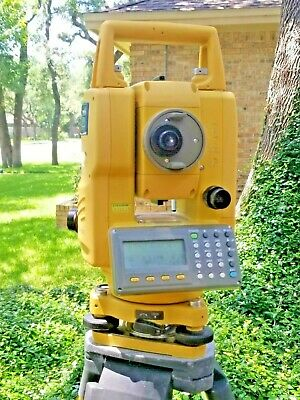 Topcon GTS-245NW Wireless Bluetooth Conventional Survey Total Station