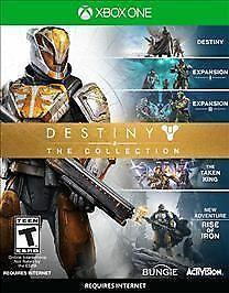 Destiny: The Collection Xbox One NEW & FREE US SHIPPING