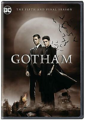 Gotham: The Complete Fifth and Final Season (DVD, 2019, 3-Disc Set) Brand New