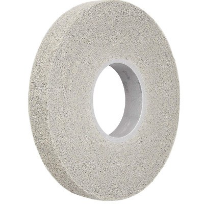 Scotch-Brite™ EXL Deburring Wheel, 8 in x 3/8 in x 3 in 8S FIN
