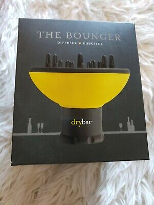 Drybar The Bouncer Diffuser * Brand New in SEALED Box * 100% AUTHENTIC