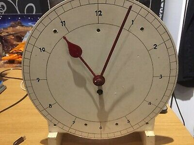 Fusee Chain Movement Clock Face