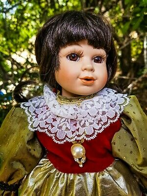 Haunted doll highly active