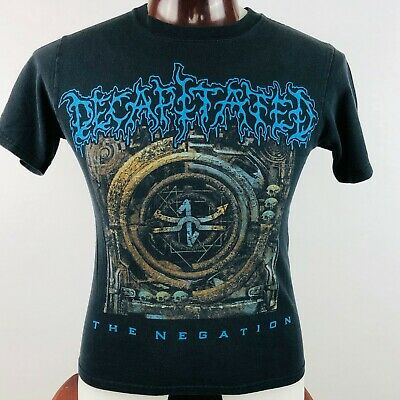 Decapitated The Negation Mens S Graphic T Shirt
