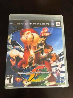 The King of Fighters XII (Sony PlayStation 3, 2009)