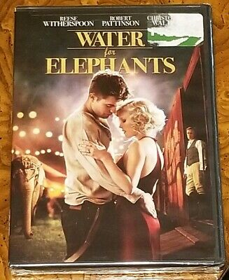 Water for Elephants DVD Brand New Sealed! $7 Reese Witherspoon Robert Pattinson