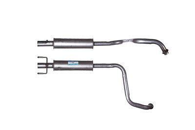 11//05-09//08 Centre Exhaust Middle Silencer Box for Toyota Yaris 1.0