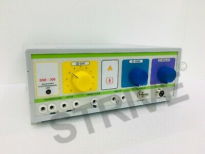 Best 300 Watt For Surgical Operation Analog Diathermy Bipolar Mode Pure Cut WER3