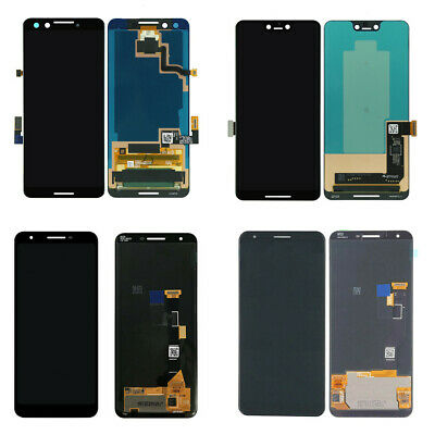 LCD Display Touch Screen Digitizer Assembly Replacement For Google Pixel 3 3A XL